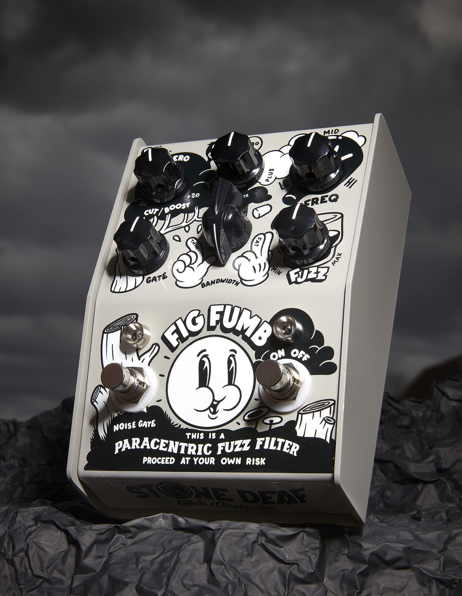 Stone Deaf Guitar pedals